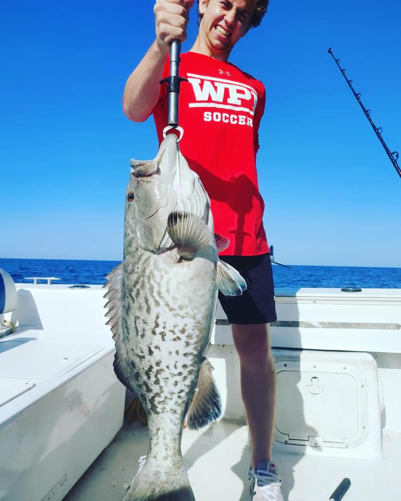Peridido Key Fishing Charter Seasons