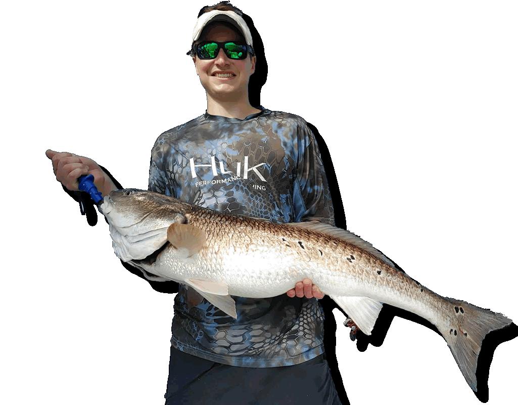 Bull Redfish, Perdido Key