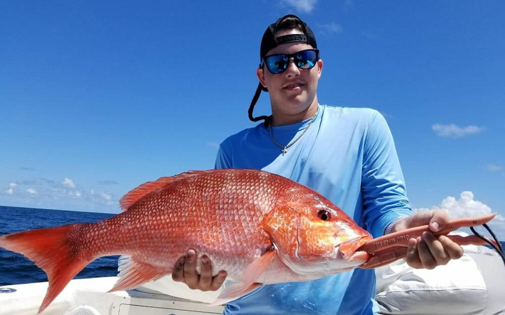 Pensacola Beach Fishing Charters Red Snapper