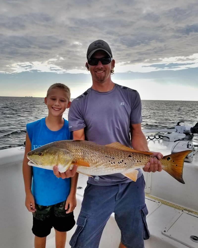 Navarre Fishing Charter Seasons