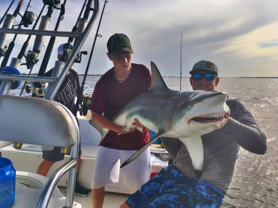 Shark Fishing Charters